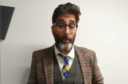 Sanjeev Kohli on the Charlie House Instagram asking for donations to the Big Build Appeal