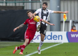 Aberdeen's attacking woes continue with stalemate at St Mirren