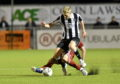Ross Willox in action for Fraserburgh.