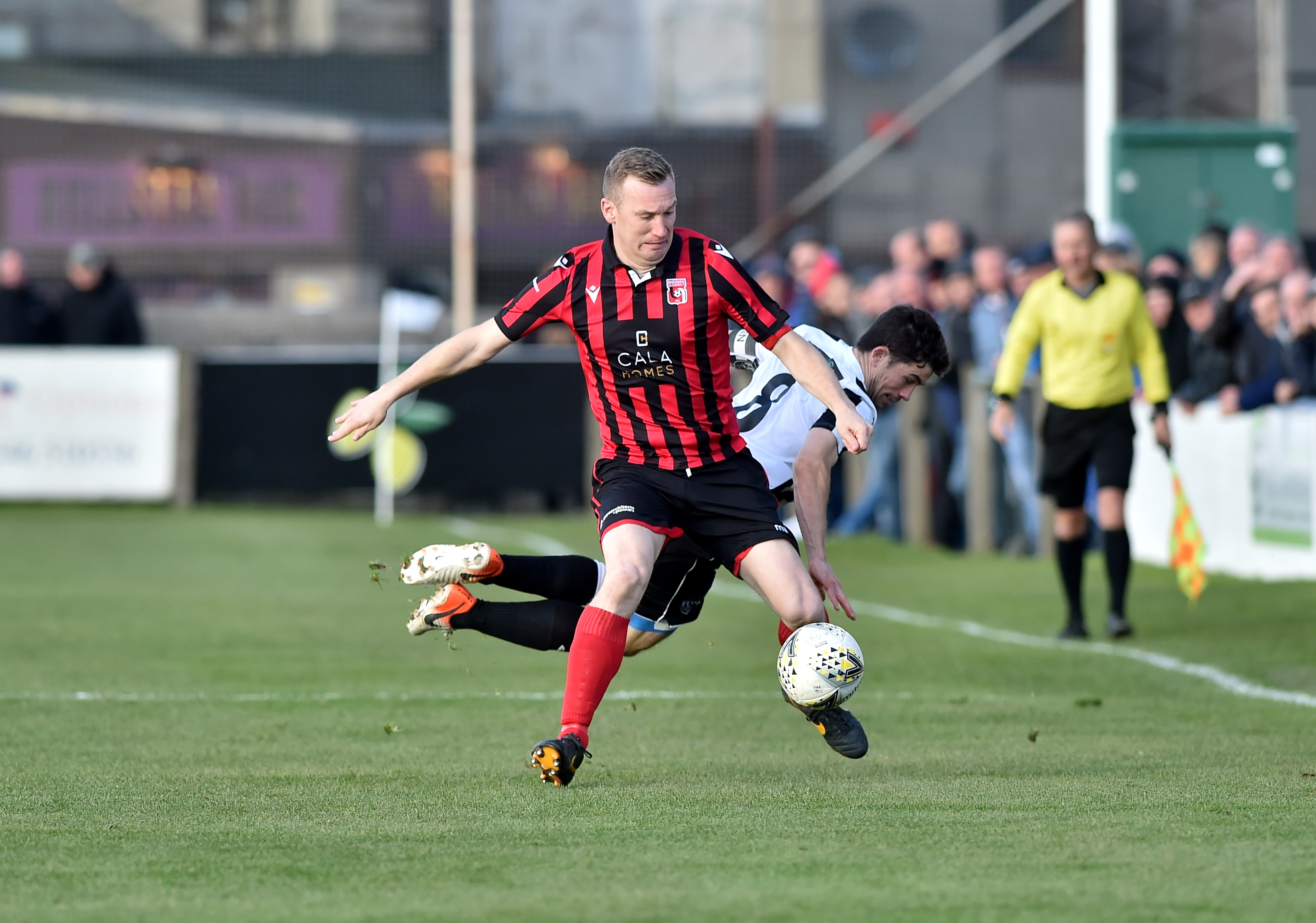 Eric Watson joined Inverurie Locos in 2019.