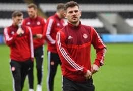 Matty Kennedy 'can handle pressure' of helping to end Aberdeen's goal drought