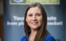 Rachael Reid, environmental compliance manager of Keenan Recycling