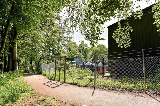 Engineering fabrication firm Woolard and Henry's plans to expand the industrial space at Stoneywood Park near the River Don were rejected