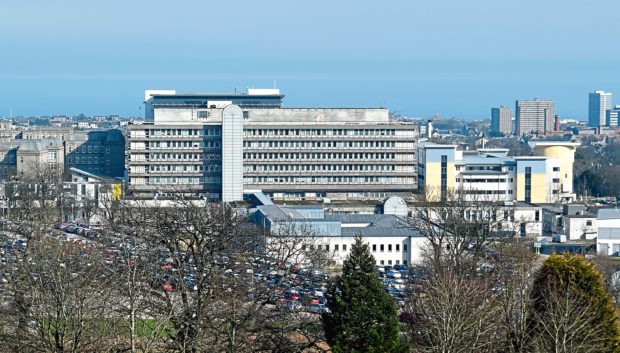 The existing labs at Aberdeen Royal Infirmary will be replaced