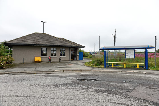 More than £140,000 is earmarked to upgrade the park and ride facilities in Ellon