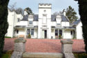 Douneside House in Tarland
