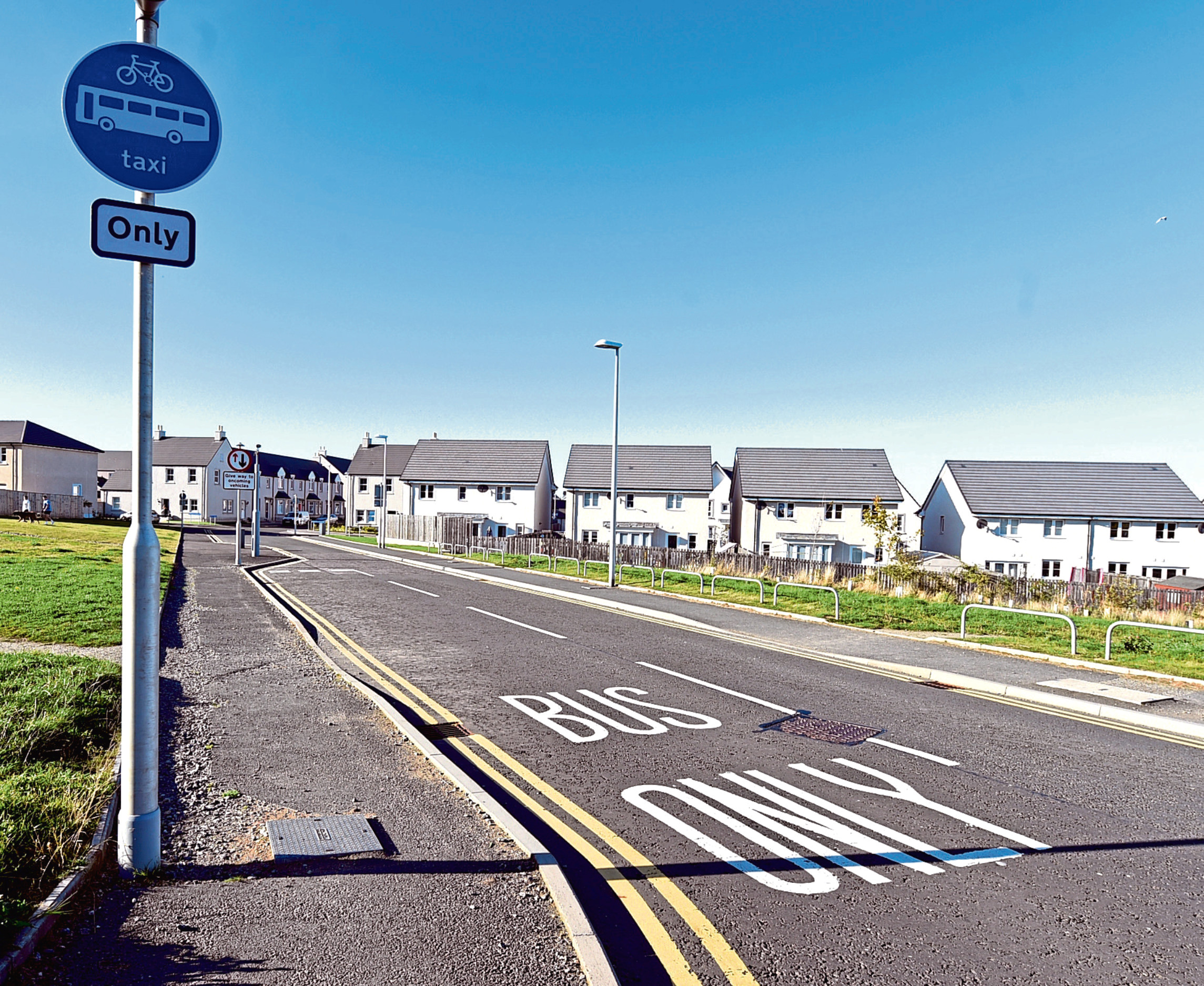 A new consultation will look at proposals for the bus gate between Dubford Road and Shielhill Avenue