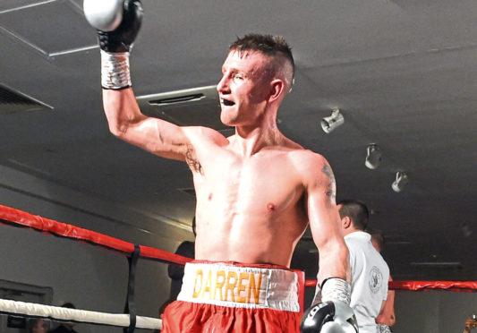 Darren Traynor, Aberdeen. Picture by Jim Irvine