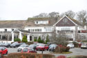 The DoubleTree Treetops hotel in Springfield Road closed its doors for the last time on Thursday with 75 staff laid off