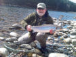 Bob Dey had been involved with Aberdeen and District Angling Association for more than 50 years.
