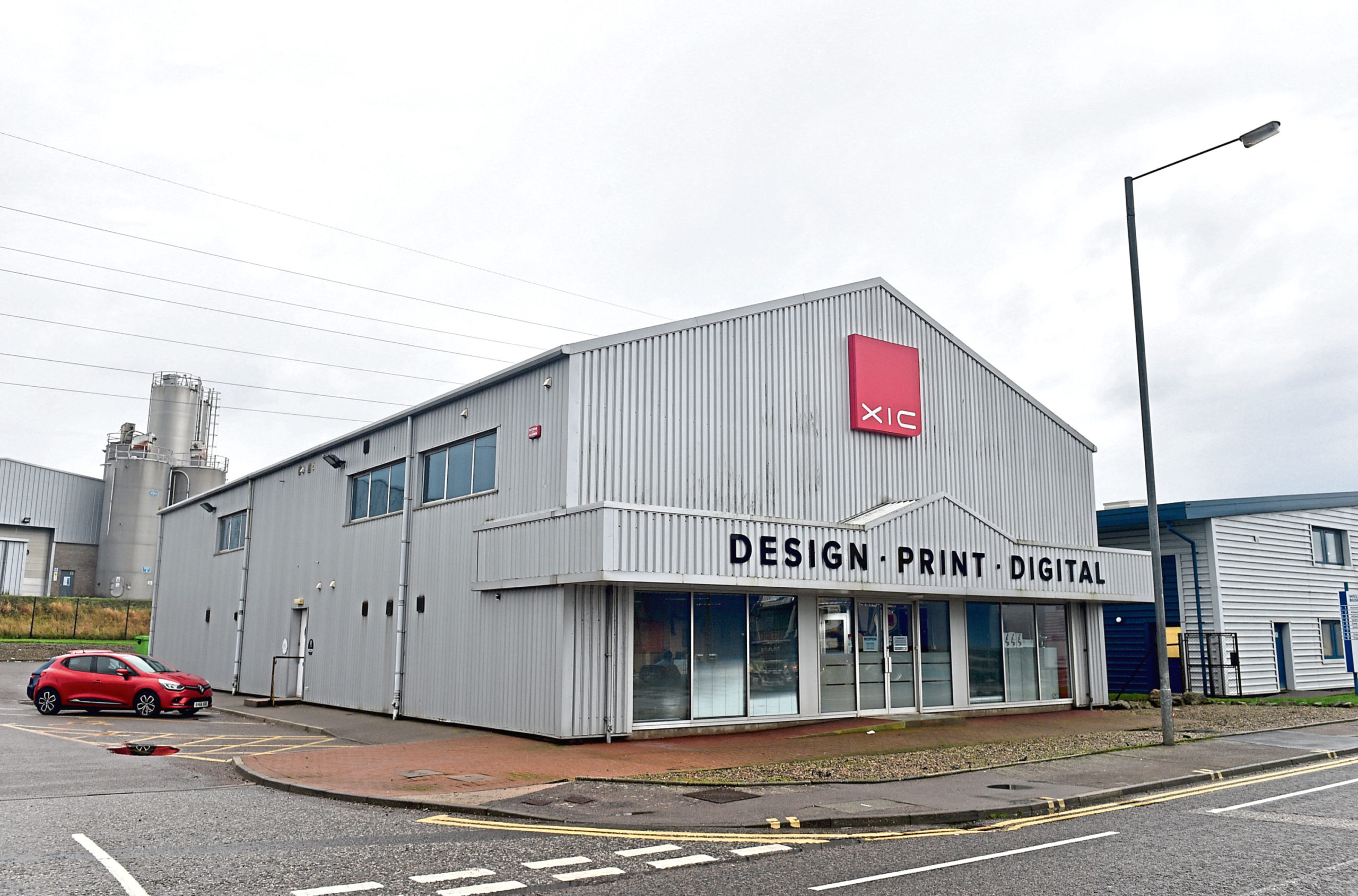 Plans to turn the Graphix House's reception area into a restaurant and takeaway have been  rejected