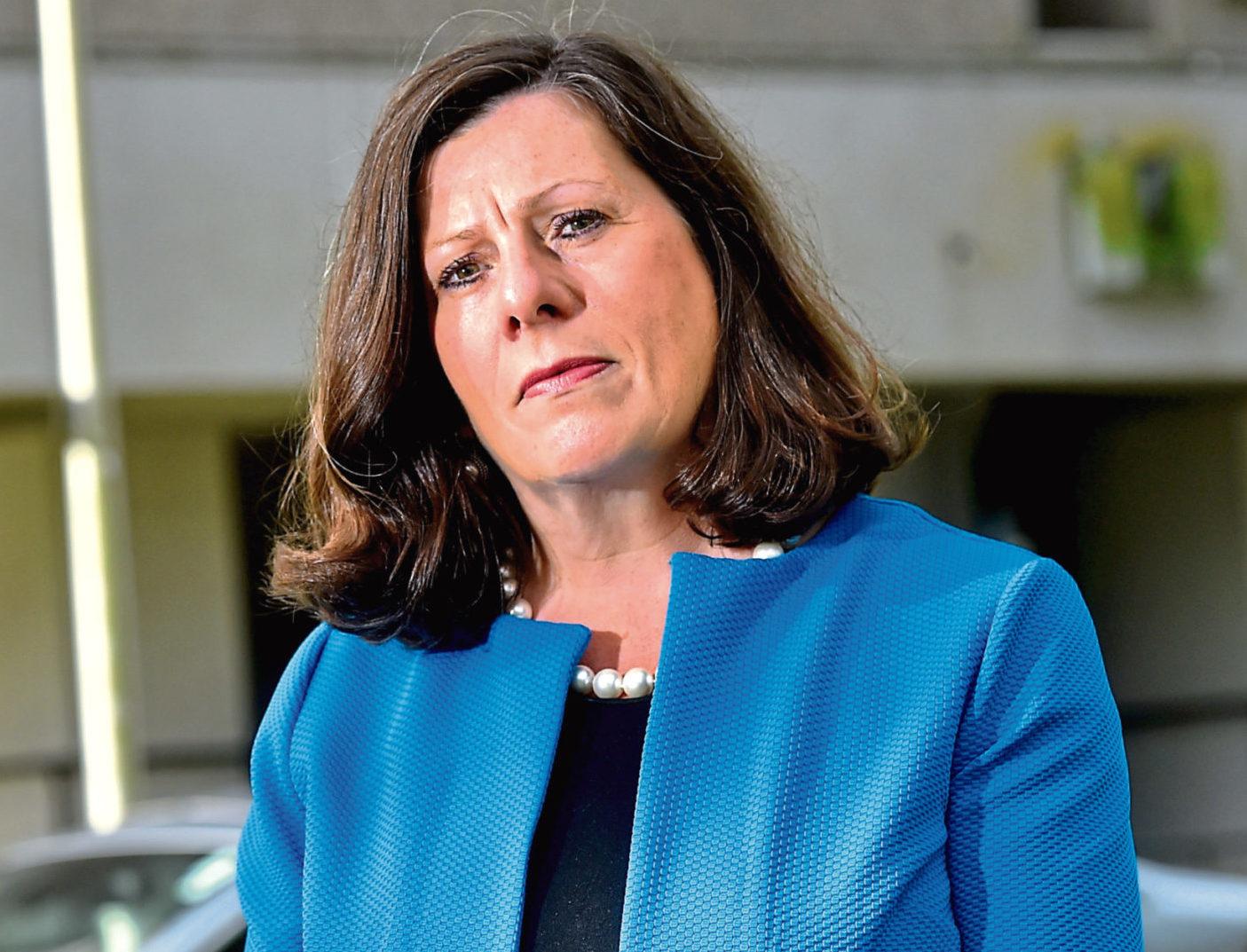 Depute Provost Jennifer Stewart