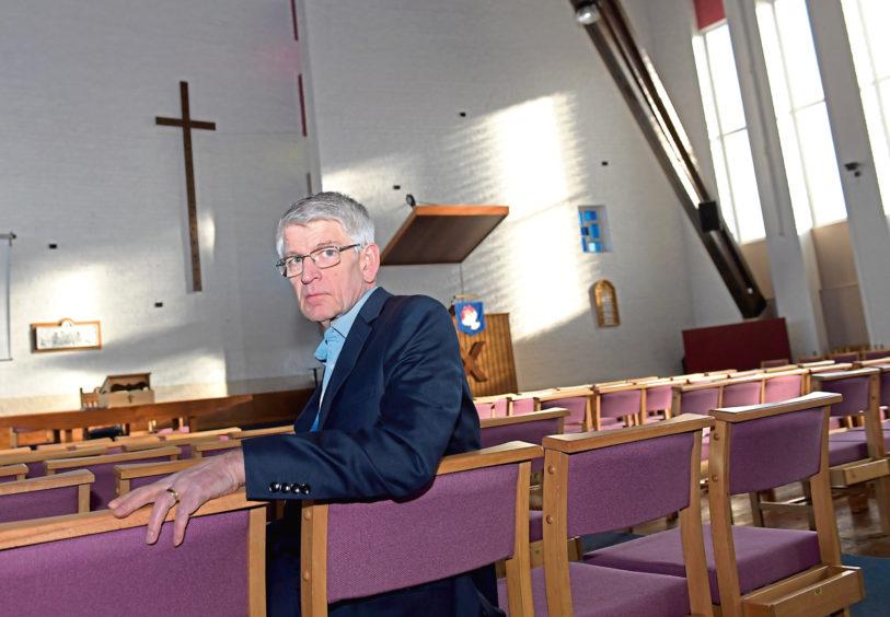Anger as hundreds of pounds of equipment stolen from Aberdeen church - Evening Express