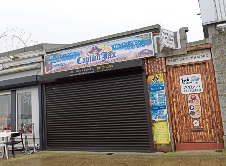 Aberdeen unit used as cafe for 25 years without planning permission - Evening Express