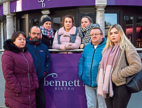 Bennett's Bistro manager and staff have still received no wages after it closed
