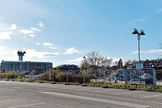 Up to 150 homes are proposed at the Silverburn House site