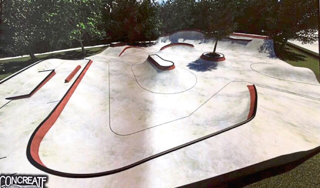 Go-ahead given for skatepark in north-east village - Evening Express