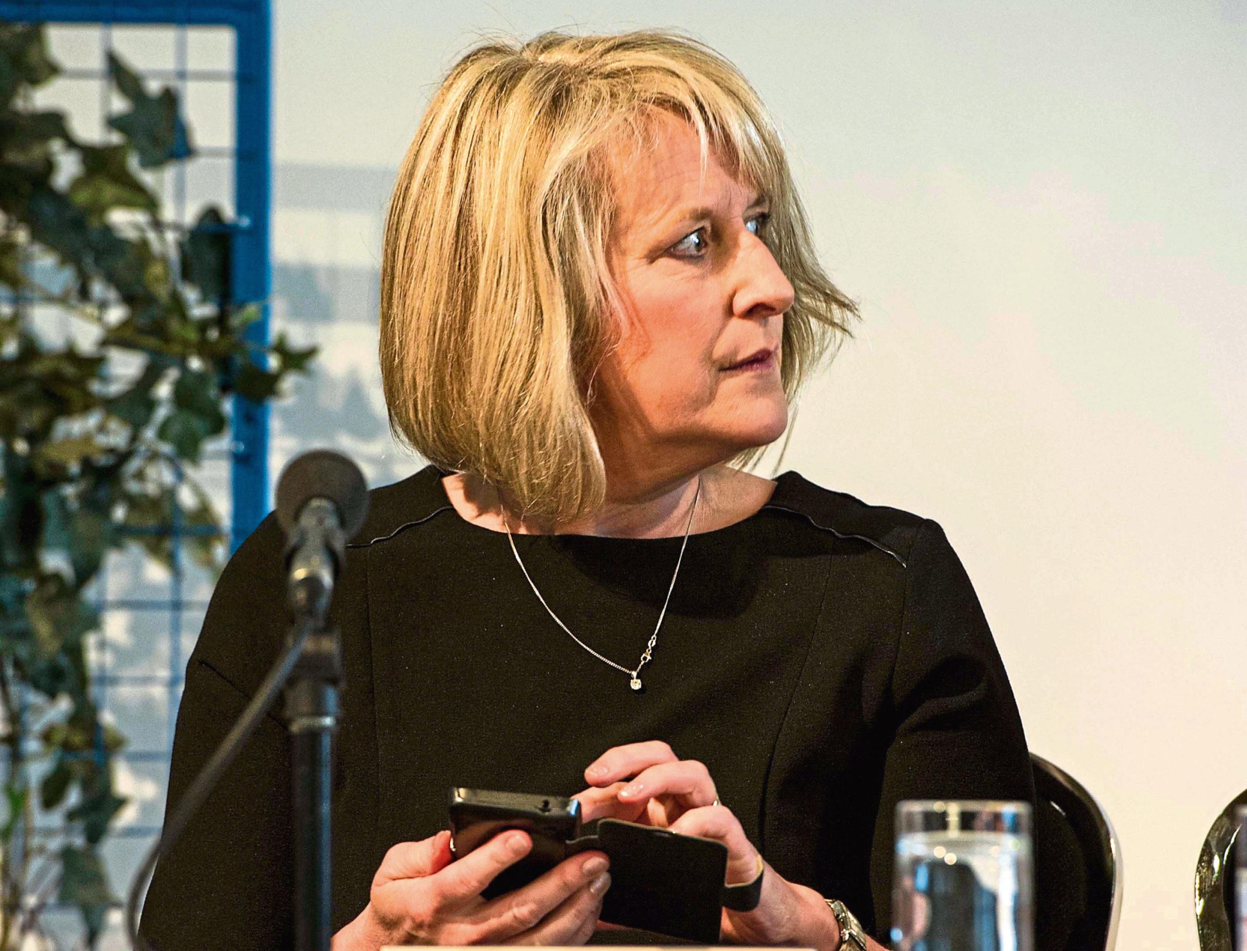 Holyrood editor Mandy Rhodes