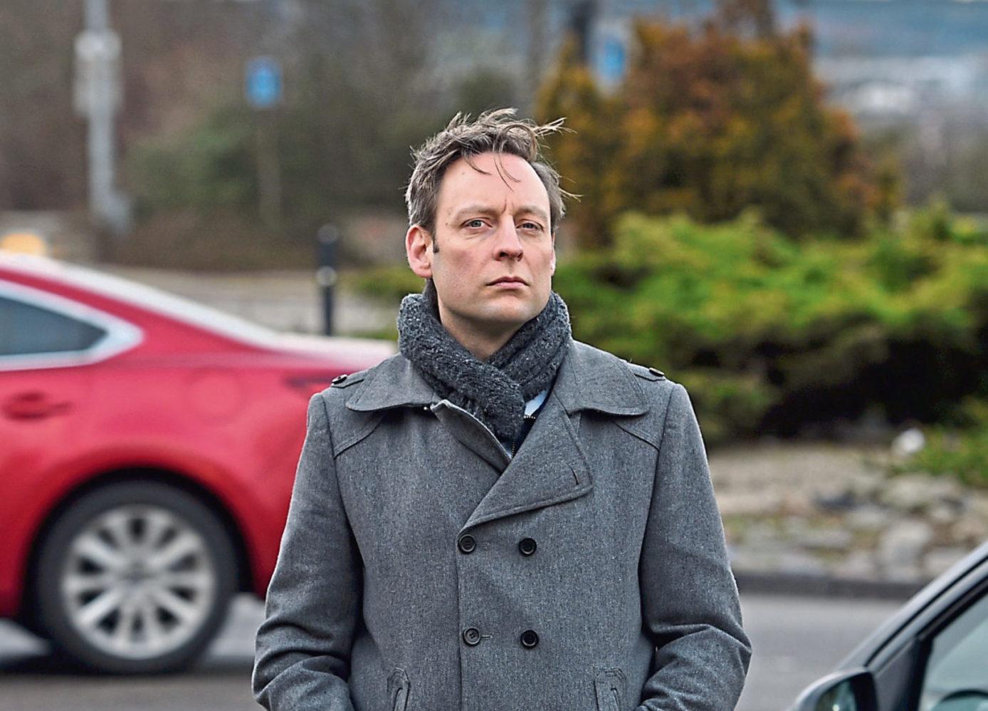 MSP Liam Kerr