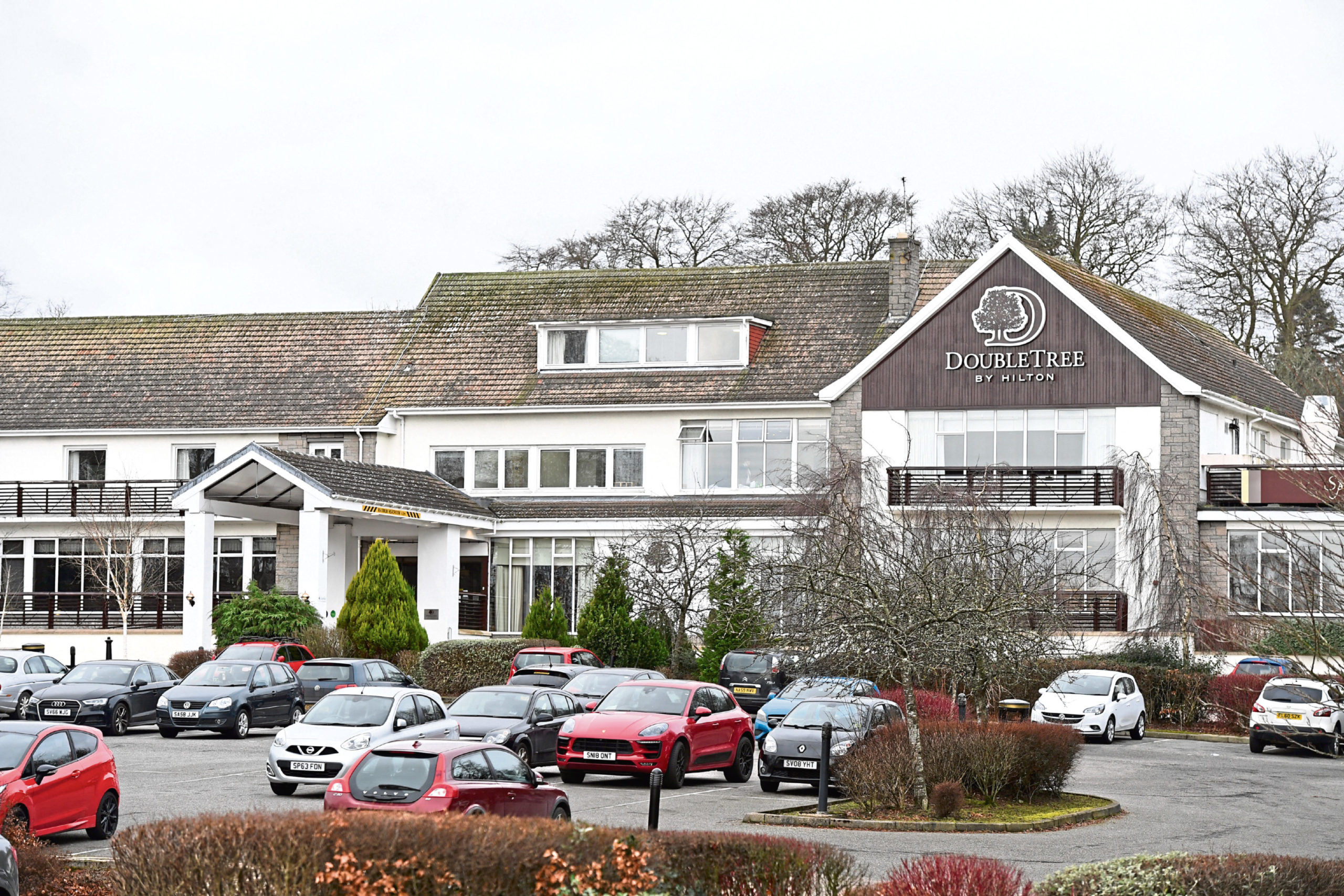 The Treetops hotel in Aberdeen has closed down
