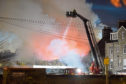 The blaze at Valentino's on Carden Place in December took 40 firefighters four hours to bring under control