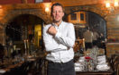 Cafe Boheme owner Paul Mair is looking forward to welcoming customers