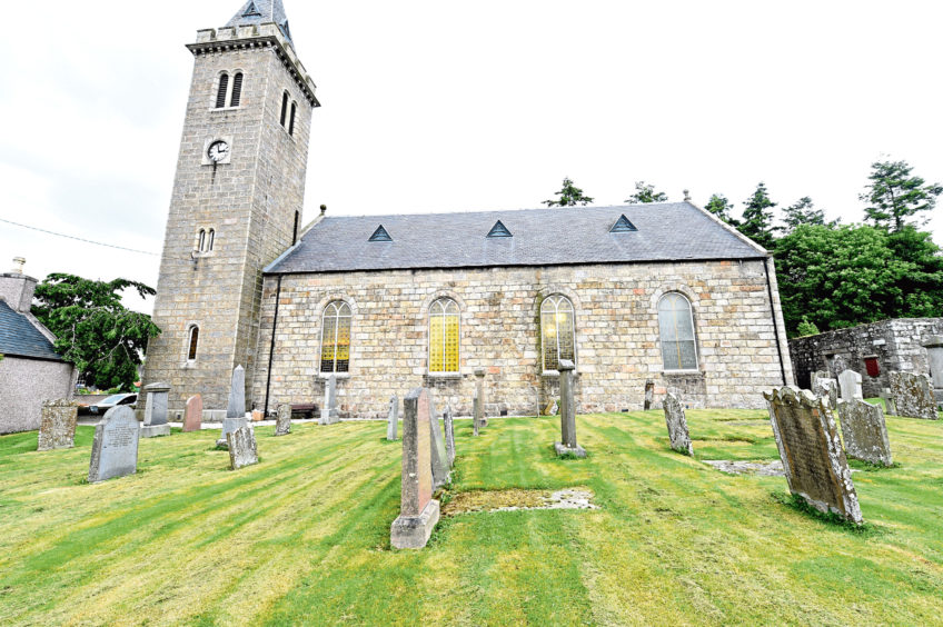 Books on individual Scottish parishes
