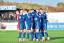 Cove Rangers are on course for the League Two title. Picture by Scott Baxter