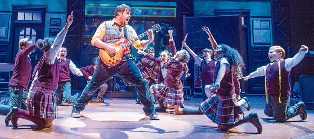 School of Rock is heading to His Majesty's Theatre