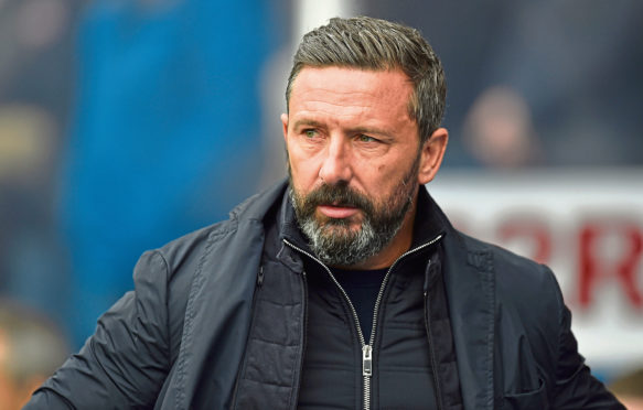 McInnes says the Scottish game will need every penny it can when football resumes.