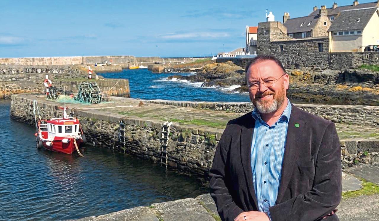 MP David Duguid