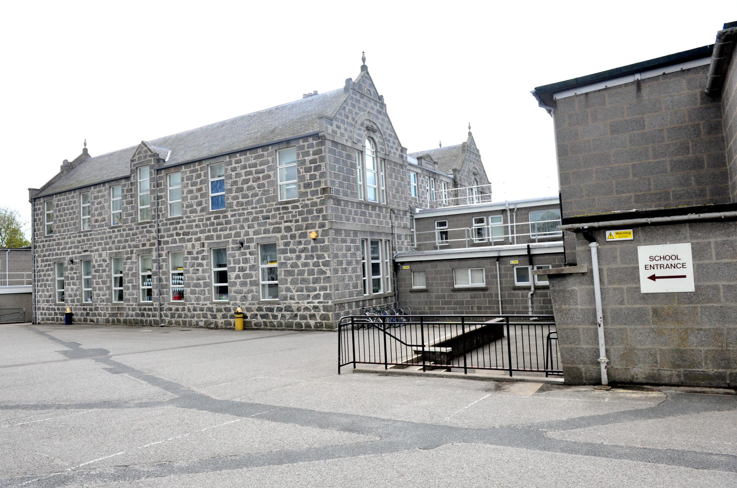 Education Scotland inspectors visited Culter Primary School