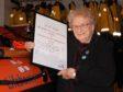 RNLI Aberdeen chirwoman Dr Margaret Farquhar