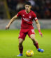 ABERDEEN, SCOTLAND - FEBRUARY 05: Ronald Hernandez in action for Aberdeen during the Ladbrokes Premiership match between Aberdeen and St Johnstone at Pittodrie Stadium on 05 February, 2020 in Aberdeen, Scotland. (Photo by Bruce White / SNS Group)