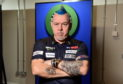 Current world and Masters champion Peter Wright.