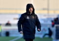 Cove Rangers boss Paul Hartley.