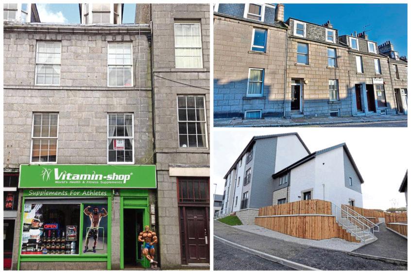 Three Aberdeen flats from £450 per month - Evening Express