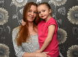 Mum Jennifer Reid with her daughter Leanna Deans
