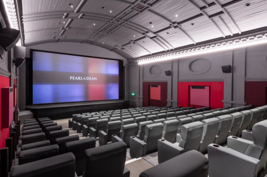 How the auditorium could look