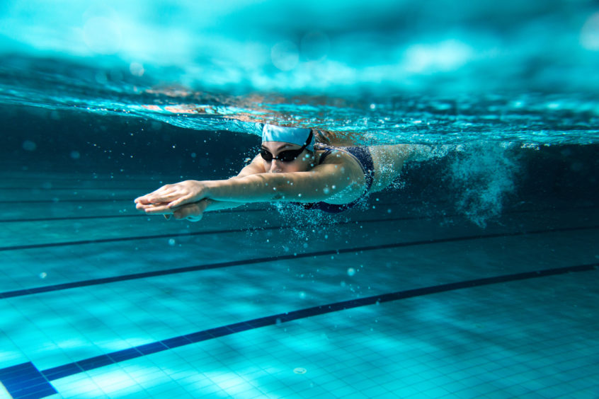 Scottish Swimming teams up with Aberdeen fundraising site - Evening Express