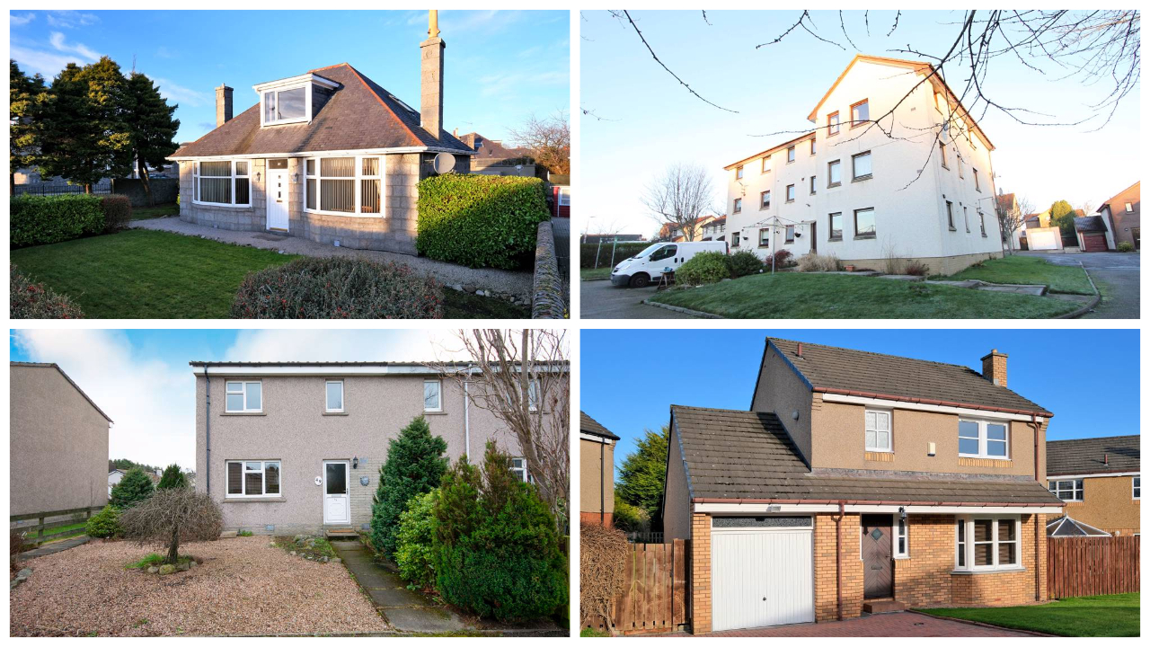 Four stunning north-east homes on the market for over £57,000 - Evening Express