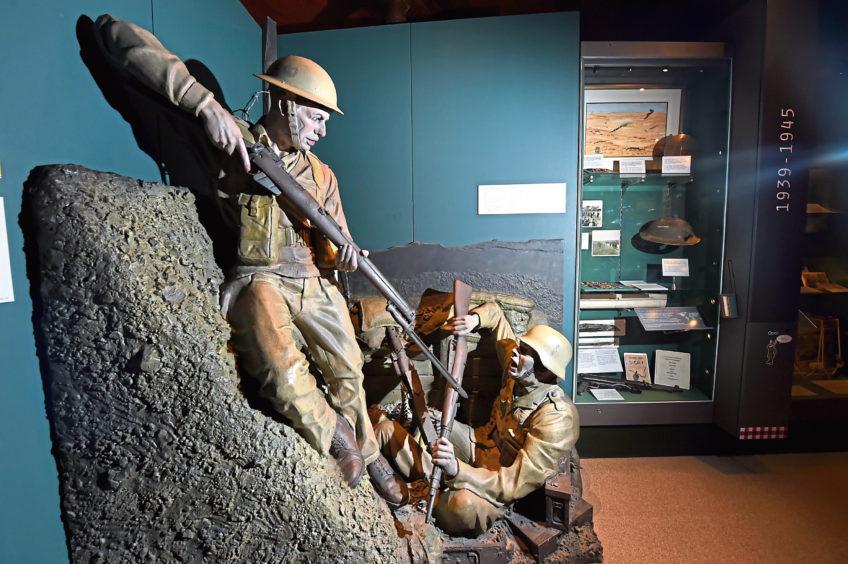 The Gordon Highlanders Museum has closed its doors