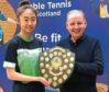 Scottish U18 Champion Tessa Yau.