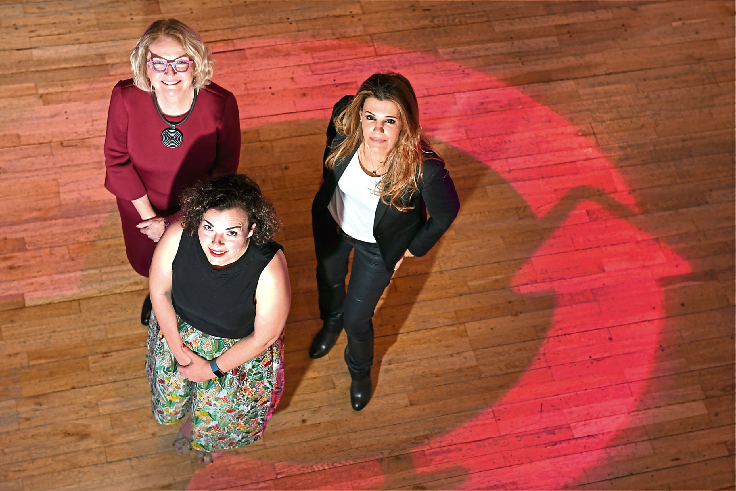 International Women's Day was celebrated at King's College Conference Centre, Aberdeen University