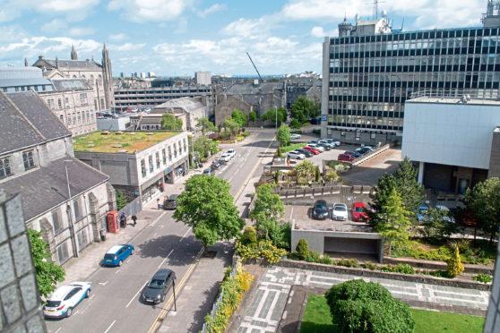Queen Street, Aberdeen