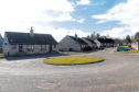 Swann Place in Ballater