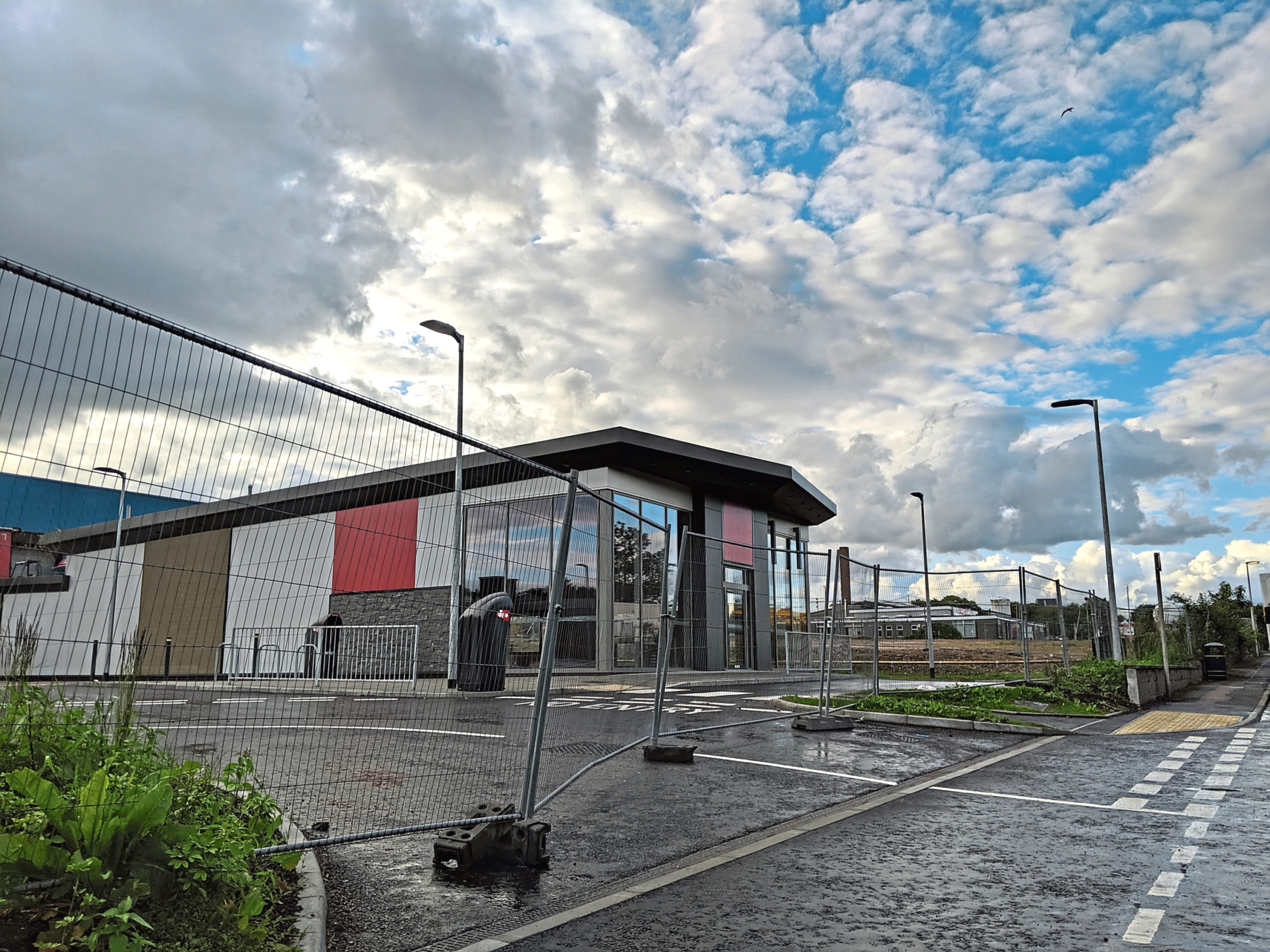 Plans to build a new Starbucks in Bridge of Don were rejected