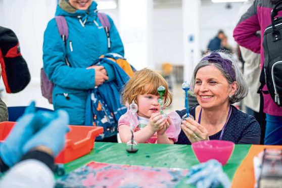 Aberdeen Science Centre have launched online resources