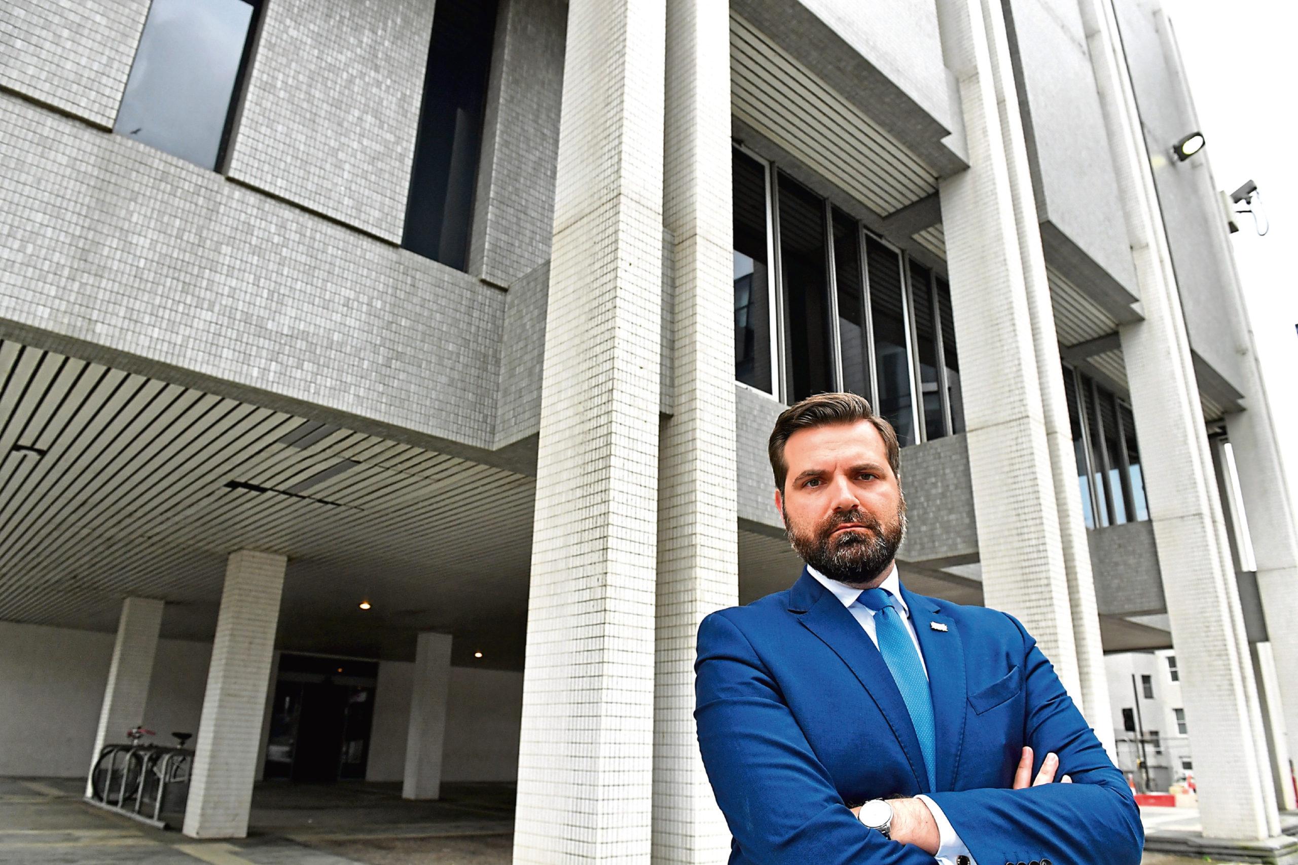 Councillor John Wheeler hopes the virtual tours are a success