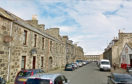 The incident happened on Castle Street in Fraserburgh